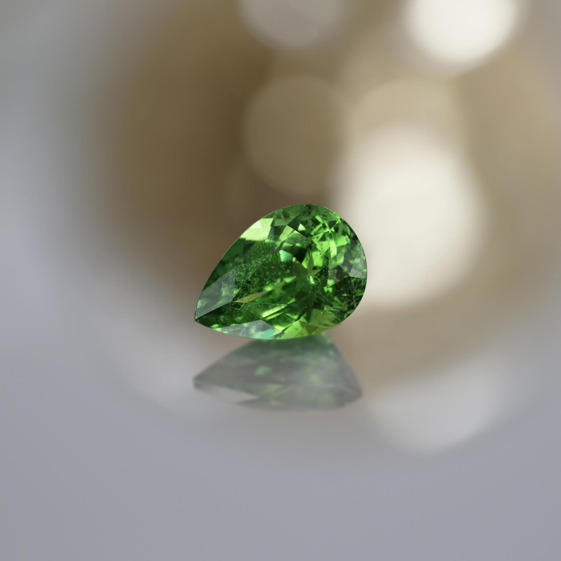 Gübelin - The Emerald