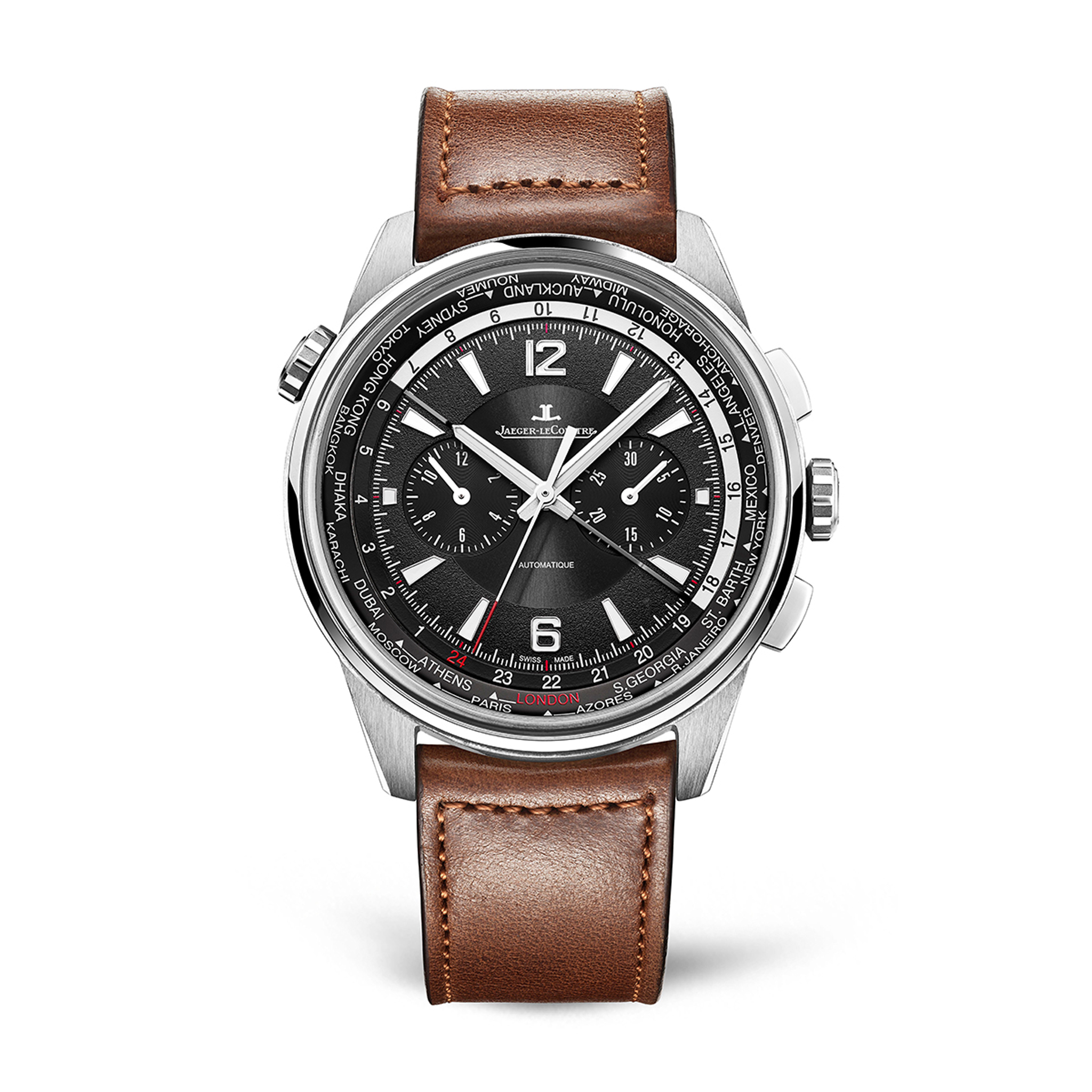 CHRONOGRAPH WORLDTIME