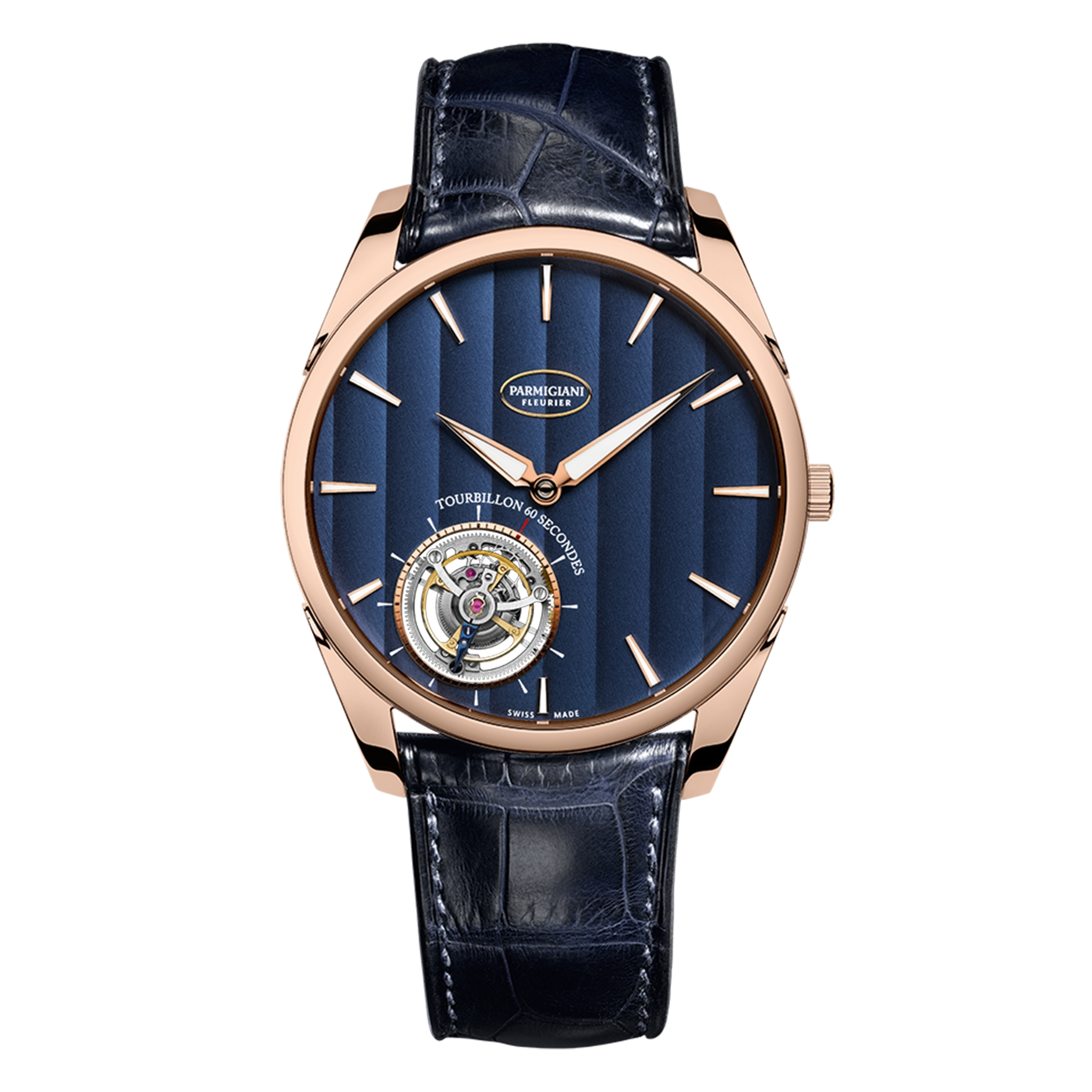 AUTOMATIC TOURBILLON