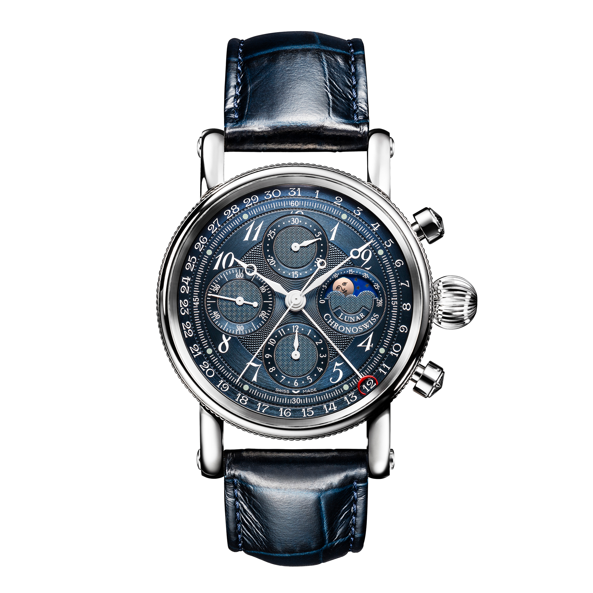 CHRONOGRAPH MOON PHASE