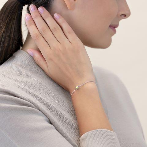 Armband mit Turmalin