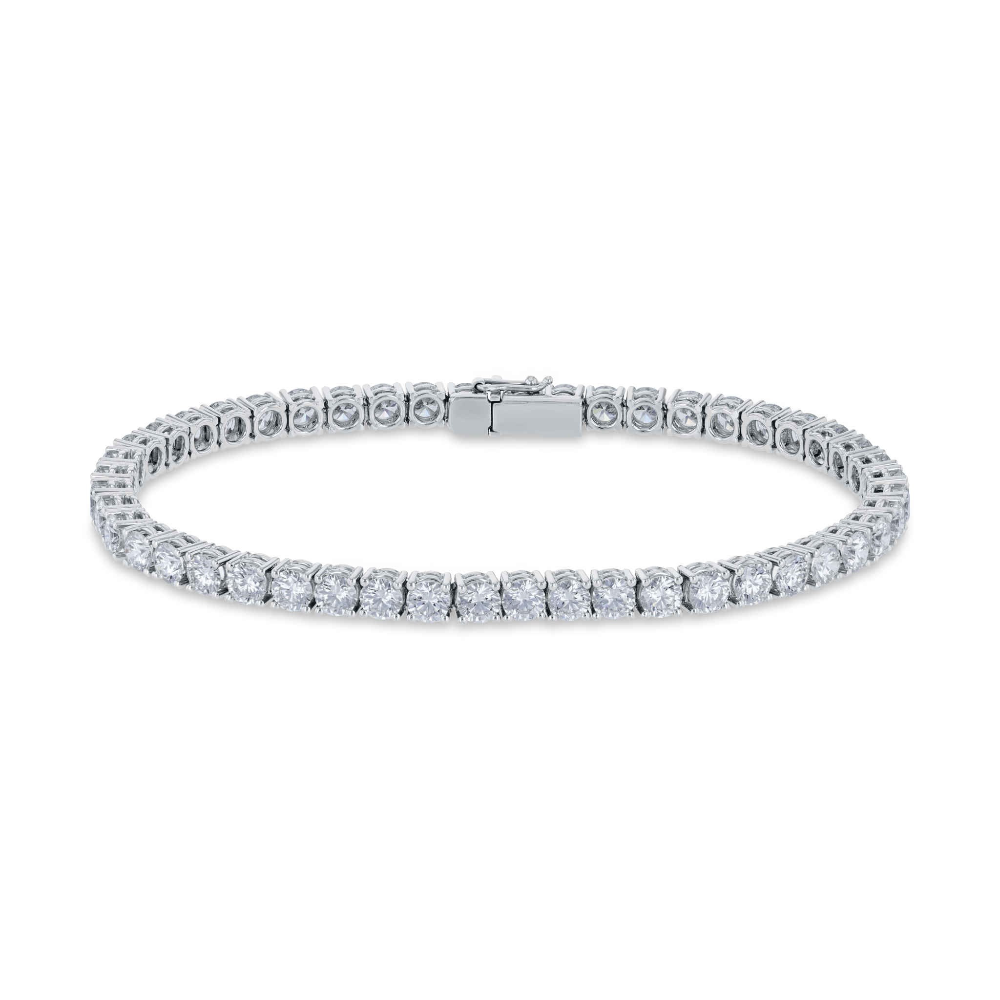 Riviere钻石手链