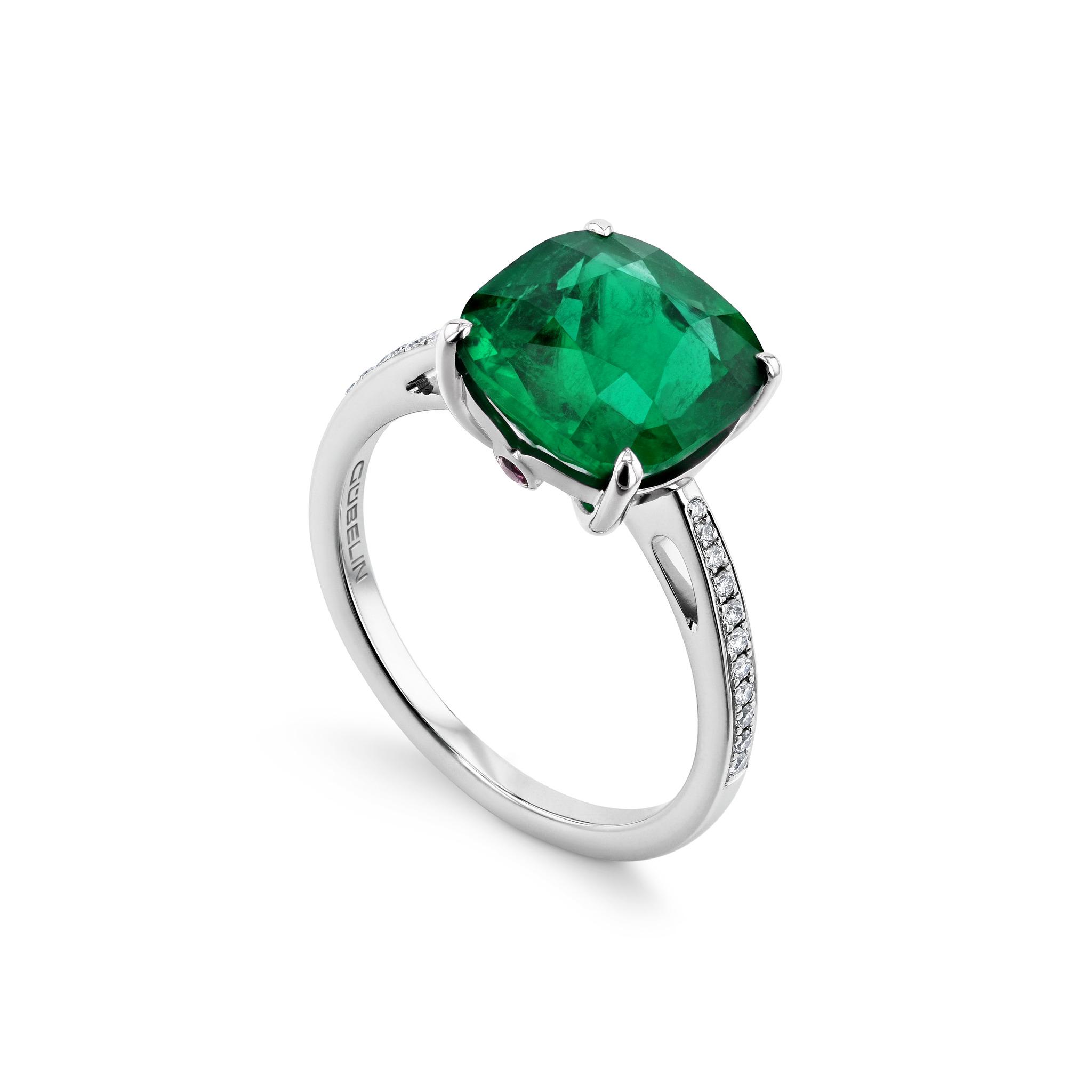 Smaragdring