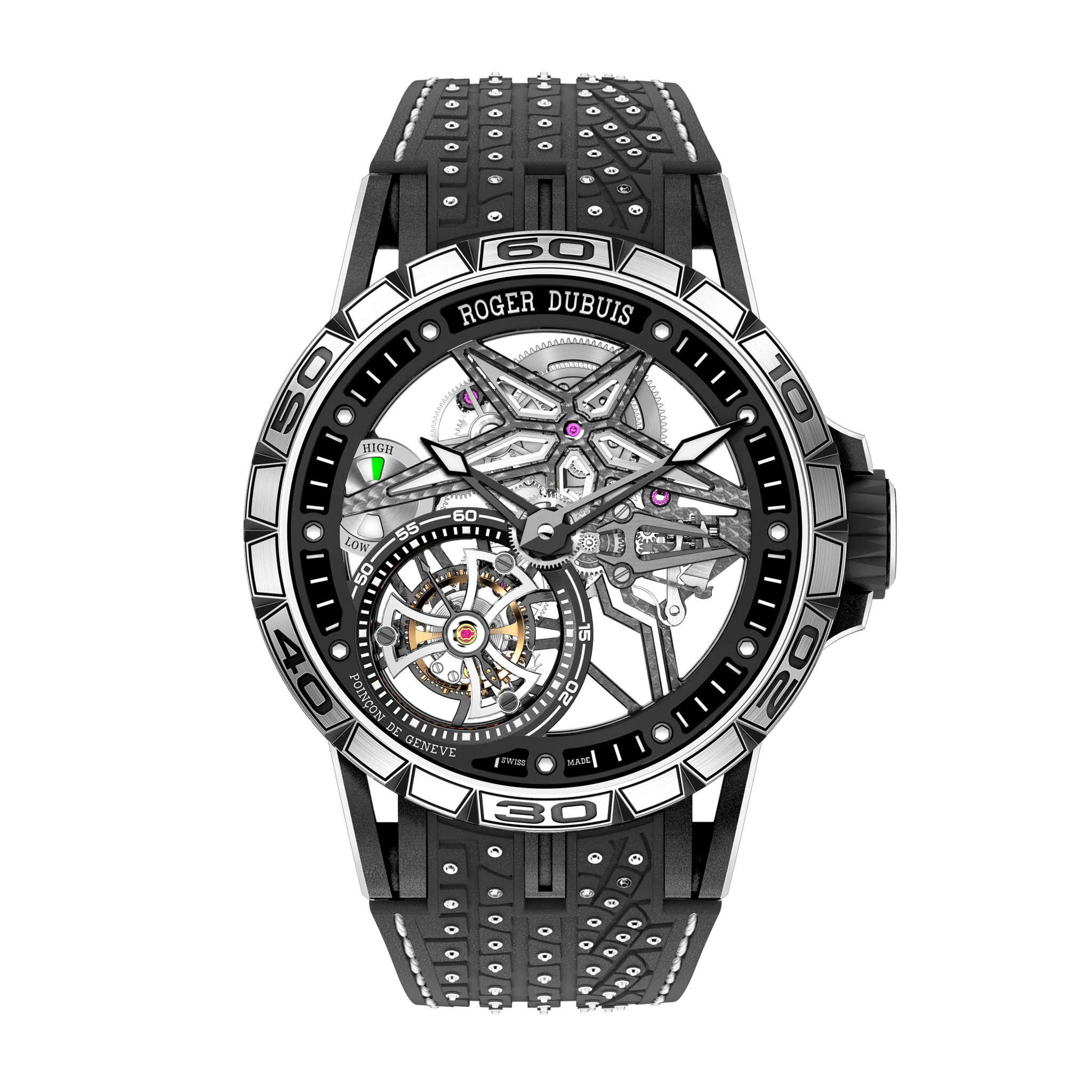 SKELETON FLYING TOURBILLON SOTTOZER