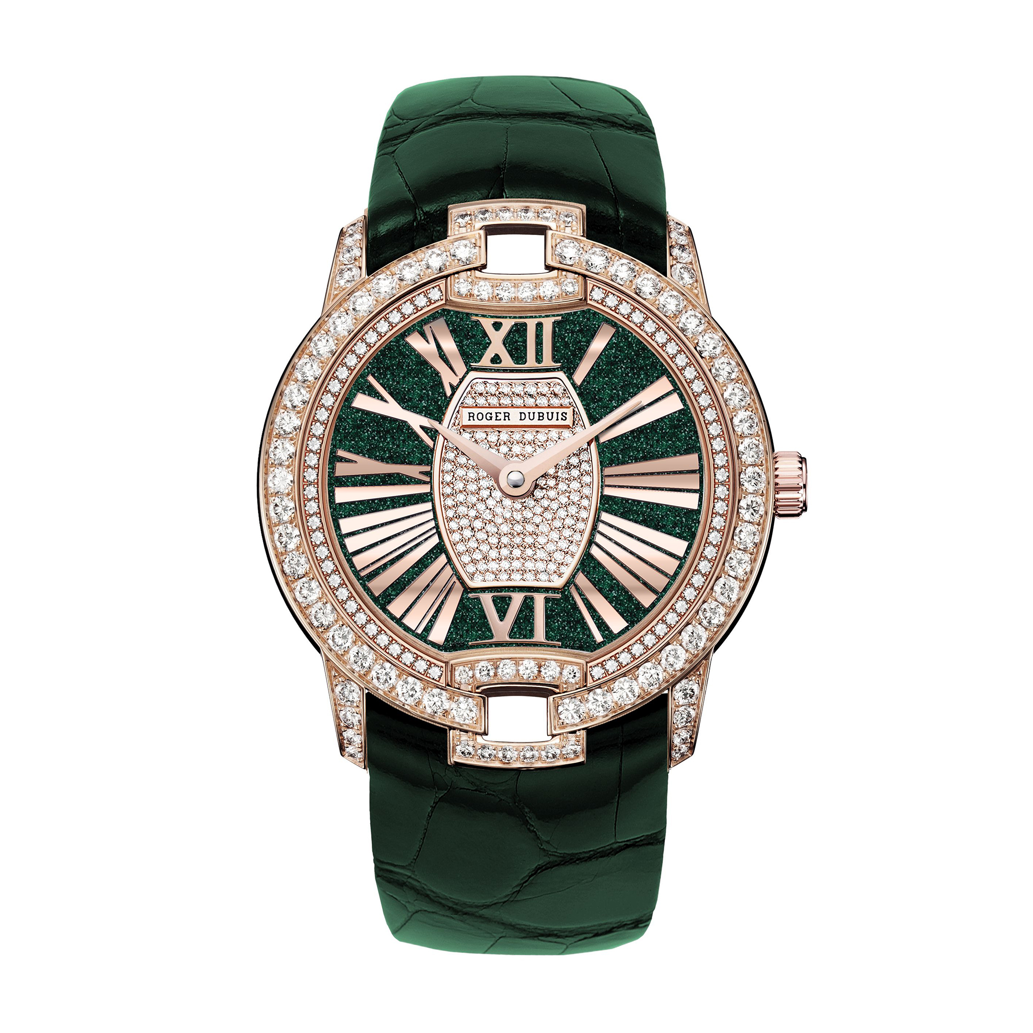 AUTOMATIC AVENTURIN GREEN