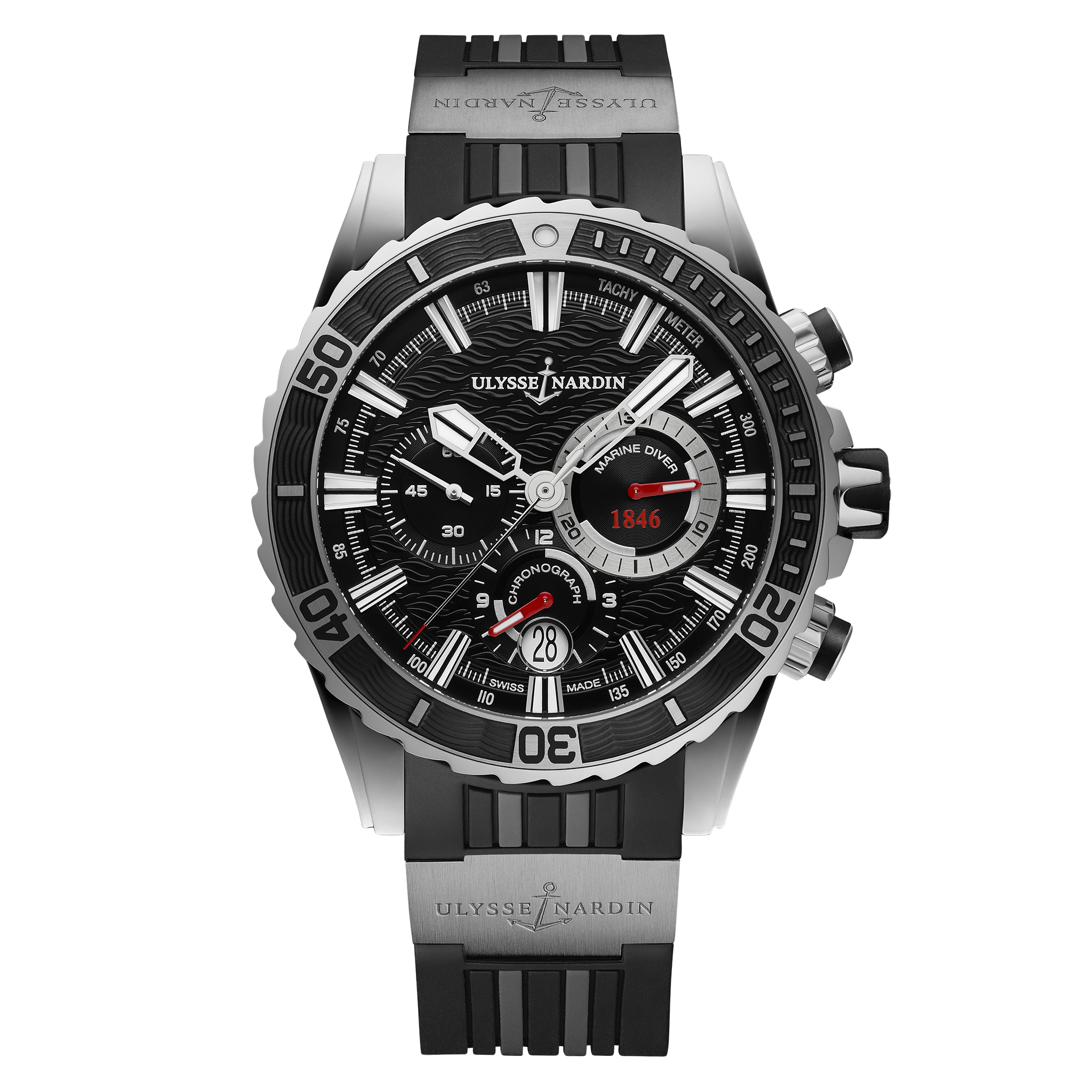 CHRONOGRAPH MANUFACTURE