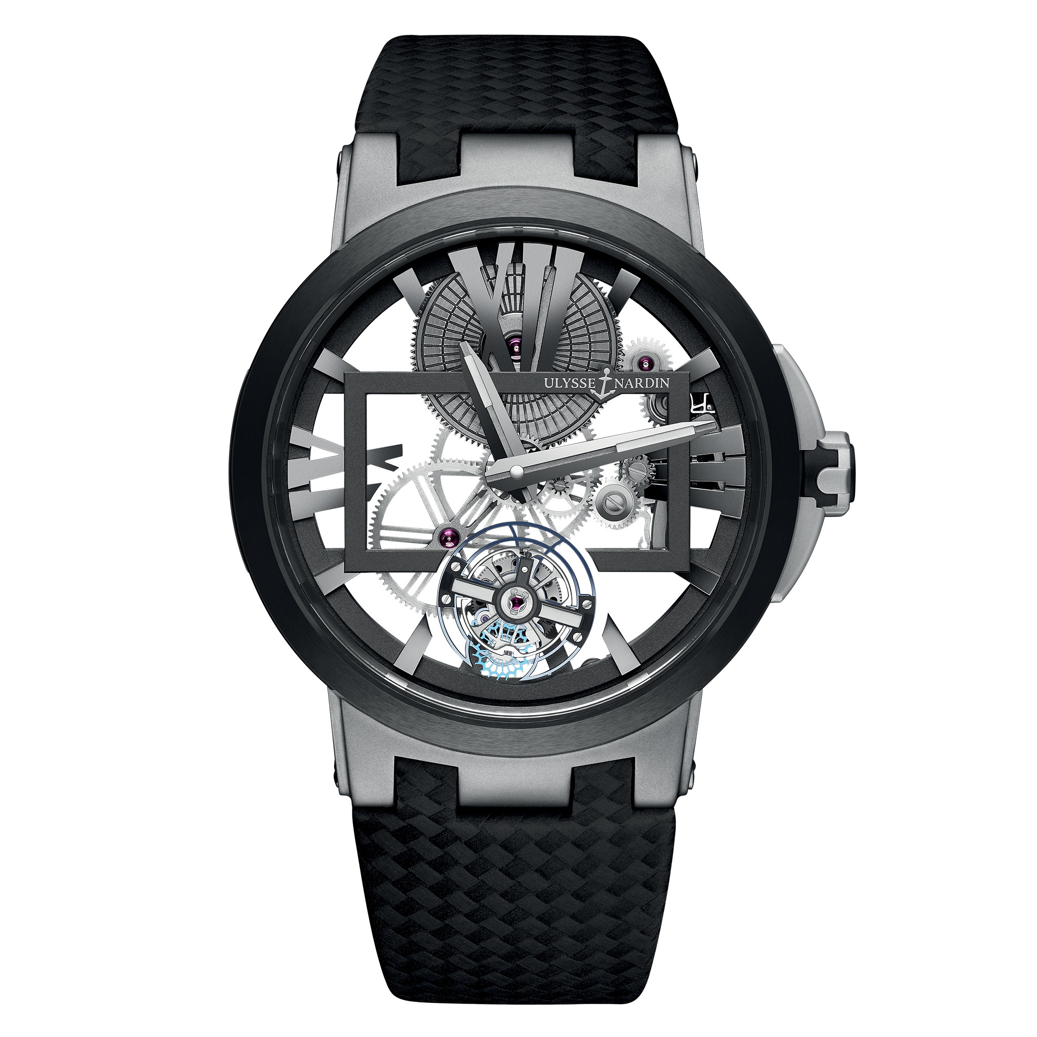 SKELETON TOURBILLON