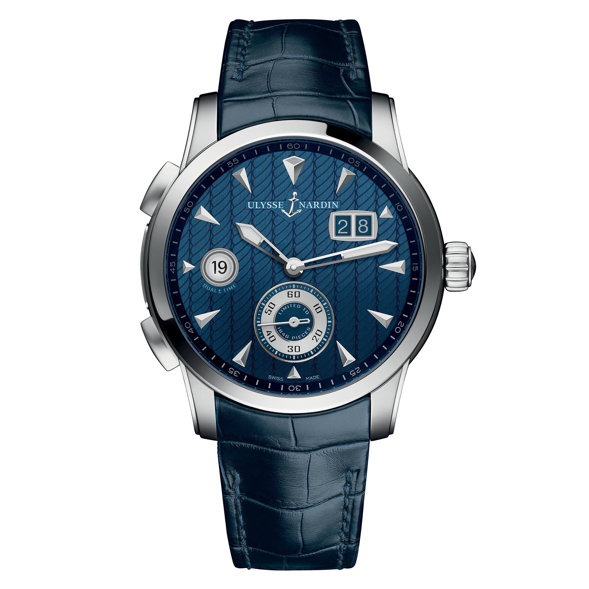 DUAL TIME MANUFACTURE